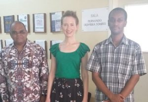 Dr Stefanie Wittmann and Dr Natnael travelled to Mahica, Mozambique to Manhiça Health Research Centre (Centro de Investigação em Saúde de Manhiça, CISM) to see and learn how minimally invasive tissue sampling (MITS) was performed.